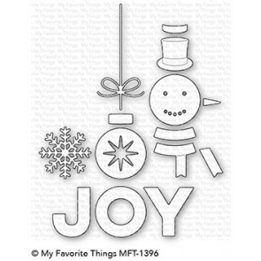 Filled with Joy - Fustella My Favorite Things