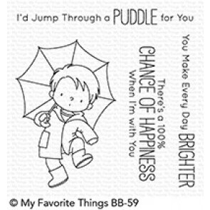 Puddle Jumper - Timbro My Favorite Things