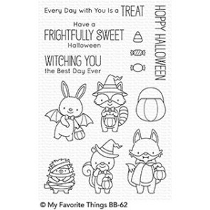 Frightfully Sweet - Timbro My Favorite Things