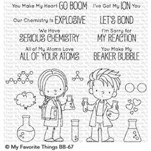 Cute Chemists - Timbro My Favorite Things