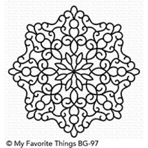 Magical Mandala Background - Timbro My Favorite Things