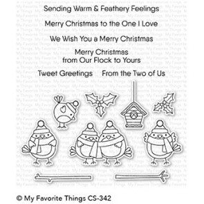 Tweet Holidays - Timbro My Favorite Things