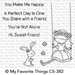 Sweet Friends - Timbro My Favorite Things