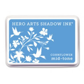 Inchiostro Hero Arts Mid Tone Shadow Cornflower