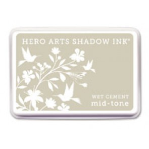 Inchiostro Hero Arts Mid Tone Shadow Wet Cement