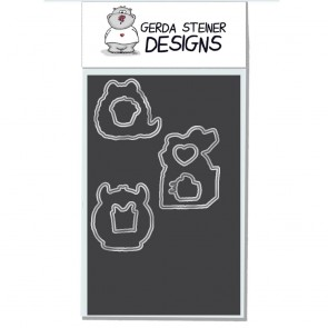 Monster Fun - Fustella Gerda Steiner Design