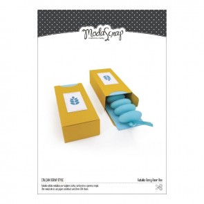 Fancy Favor Box - Fustella Moda Scrap