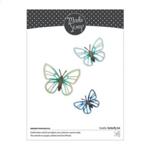 Butterfly Set - Fustella Moda Scrap
