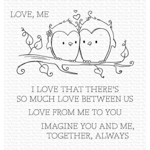 You and Me Together - Timbro My Favorite Thingsv