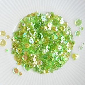 New Leaf Sparkly - Mix di Paillettes