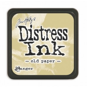 Old Paper - Inchiostro Distress Mini