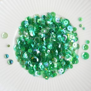 Palm Sparkly - Mix di Paillettes