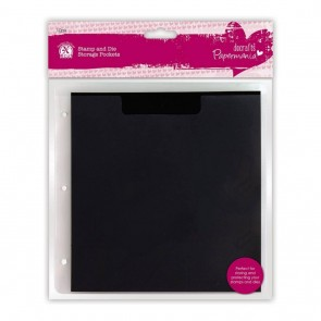 Pockets with Magnetic Shim per Stamp & Die Storage - Papermania