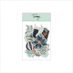 Die cuts - Peppermint Christmas - Tommy Art Paper Pad