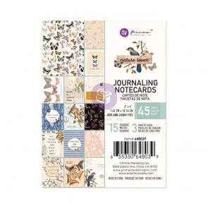 3x4 Inch Journaling Cards - Complementi Prima Marketing