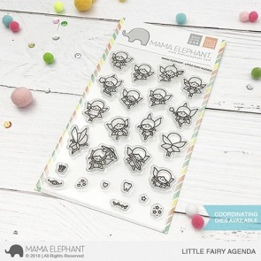 Little Fairy Agenda - Timbro Mama Elephant