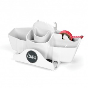 Tool Caddy bianco per Sizzix Big Shot