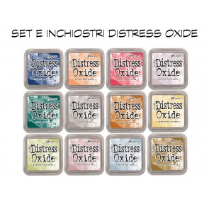 Set E - Inchiostri Distress Oxide