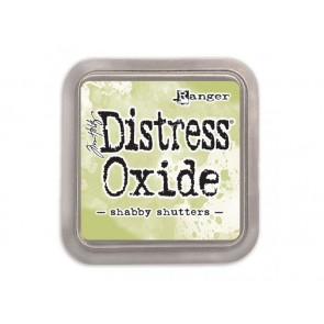 Shabby Shutters - Inchiostro Distress Oxide