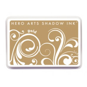 Inchiostro Hero Arts Shadow Gold