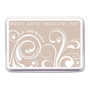 Inchiostro Hero Arts Shadow Soft Brown
