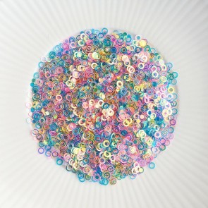 Colourful Bubbles Sprinkles - Mix di Paillettes