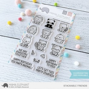 Stackables Friends - Timbro Mama Elephant