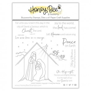 Christ Is Born - Timbro Honey Bee