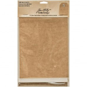 Substrate Sheets - Tim Holtz Idea-ology