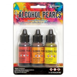 Kit 1 - Tim Holtz Alcohol Ink Pearls