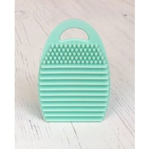 Teal Blender Brush Cleaning Tool - Taylored Expressions