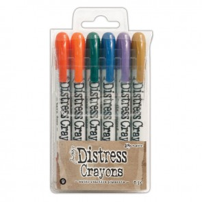 Set 9 - Distress Crayons
