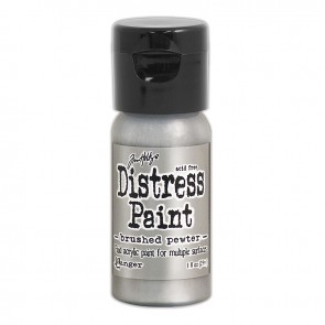 Brushed Pewter - Distress Flip Top Paint