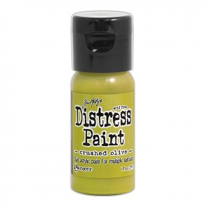 Crushed Olive - Distress Flip Top Paint