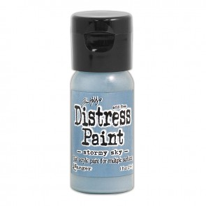 Stormy Sky - Distress Flip Top Paint