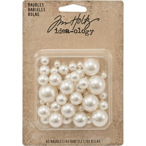 Baubles - Tim Holtz Idea-ology