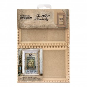 Mini Framed Panels - Tim Holtz Idea-ology