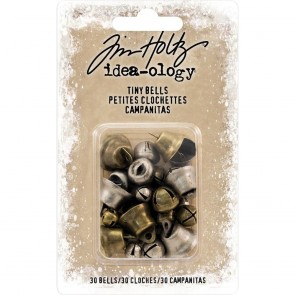 Tiny Bells - Tim Holtz Idea-ology