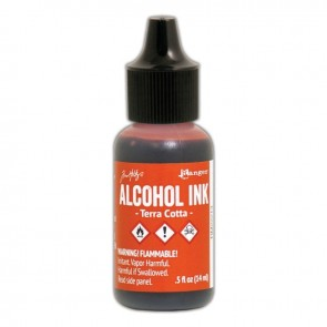 Terra-Cotta - Tim Holtz Alcohol Ink
