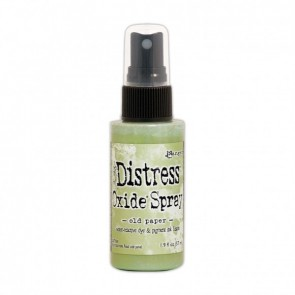 Old Paper - Distress Oxide Spray