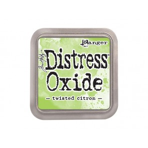 Twisted Citron - Inchiostro Distress Oxide