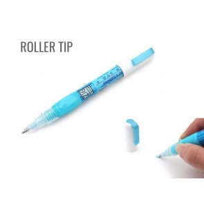 ZIG 2 Way Glue Pen - Roller Tip