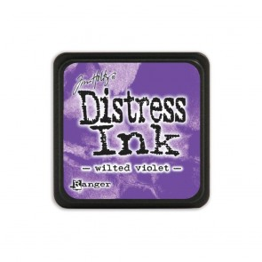 Wilted Violet - Inchiostro Distress Mini