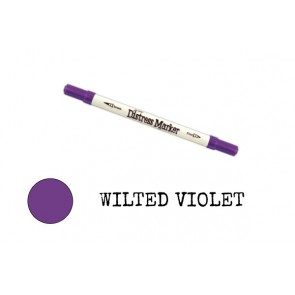 Wilted Violet - Pennarello Distress